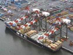 $171 million in Hazira Port