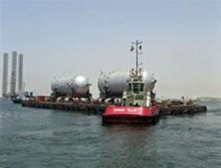 Jumbo completes Qatar project