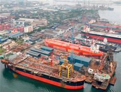 Keppel to build a shipyard in Baku