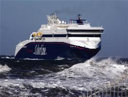 High speed catamaran for Haiti