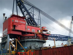 Asian Terminals orders 2 cranes