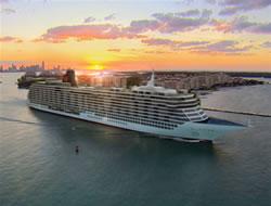 Luxury residental liner intended
