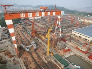 Yangfan Shipbuilding on edge as financial troubles heighten