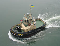 Demand for tugs increases