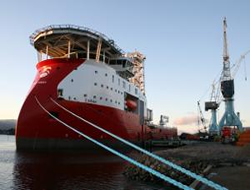 Offshore vessels to be upgraded