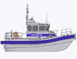 Kvichak Marine builds NYPD