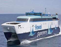 Austal hands over first Hawaii ferry