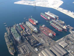 Drydocks pays attention on orders