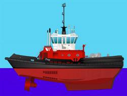 Seaspan order 6,500 bhp tug