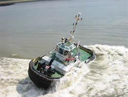 New tug for Signet Maritime