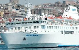 Çanakkale Istanbul ferry route