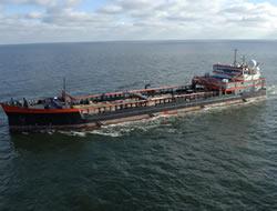 Multi-purpose vessel in the fleet