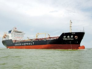 Cosco Shipping orders four asphalt carriers at CSSC Chengxi