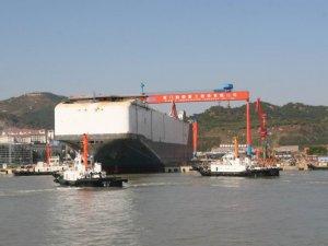 Xiamen Shipbuilding inks financing deal with China Development Bank