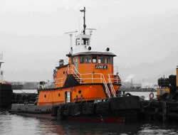 The tug 'Sarah Ann' is in the fleet