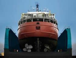 Multi-order vessels are delivered