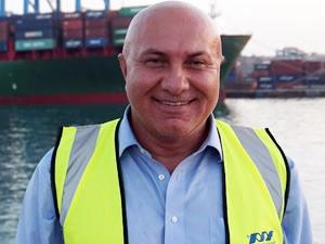YILPORT Holding Chairman Robert Yuksel Yildirim interviewed by Deniz Haber Ajansı
