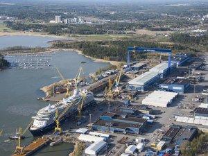 Royal Caribbean Orders Two Large, LNG-Powered Cruise Ships at Finnish Shipyard Meyer Turku