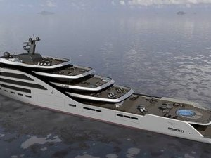 Ulstein lands yacht order from a mystery shipowner