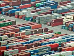 Containers incre 431% in 10 years