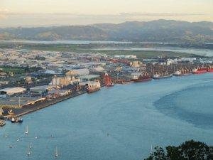 New Zealand ports assess earthquake damage