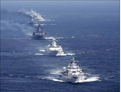 No redeployment of Russian fleet