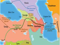 Georgia to Build Black Sea Oil Port