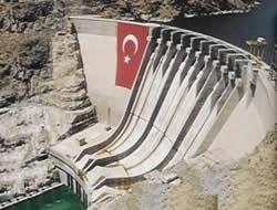 Boyabat hydro project in Turkey