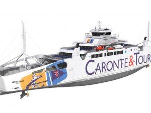 LMG Marin to Design LNG-Fueled Ferry for Mediterranean Sea