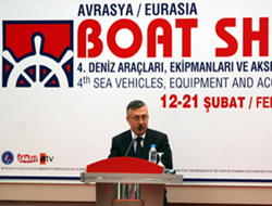 Eurasia Boat Show has opened