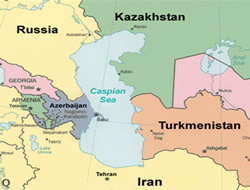 Iran to dril oil well in Caspian Sea