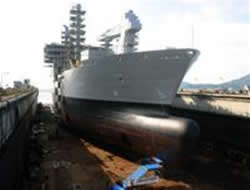 Fincantieri launches Indian tanker