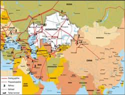 Eurasian Geopolitics & Energy