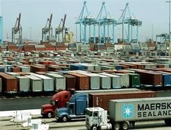 Seattle container volume surges