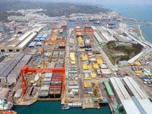Chevron cancels FPSO at Hyundai Heavy Industries