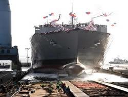 Turkish shipyard launches bulker