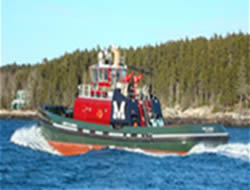 Washburn & Doughty delivers tugs