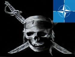 NATO disrupts piracy in the Somali