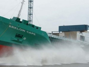 Ferus Smit Launches Third Arklow Ship