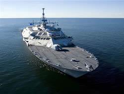 Austal USA to Prime LCS Bid