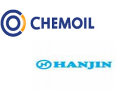 Chemoil&Hanjin to build terminal