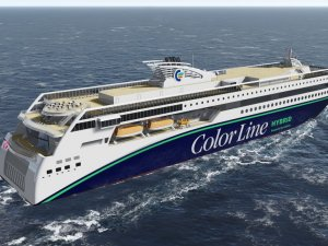 Ulstein Verft to Build the World's Largest Hybrid Ferry