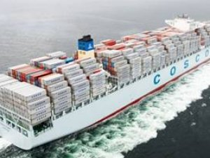 Cosco Scraps Eight Container Ships