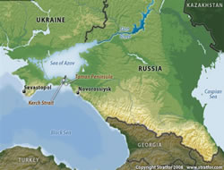 Ukraine&Russia to start joint naval