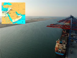 Bad weather closes Red Sea ports