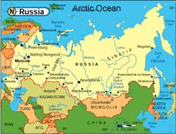 Russia Claims Arctic Undersea