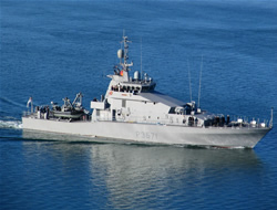 New Zealand navy takes delivery