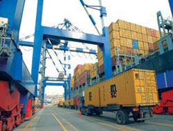 Marport handled 5mln TEU in 2007