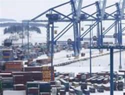 Cargo backlog as strike ends