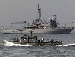 Sailors of  S.Korean ship missing
